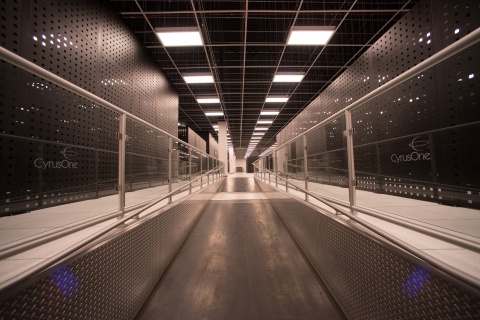 CyrusOne's Carrollton Data Center (Photo: Business Wire)