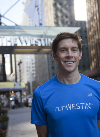 Westin Hotels Names the Brand's First-Ever Resident Running Concierge; Christopher Heuisler Selected as RunWESTIN Concierge from a pool of more than 1,000 Applicants. (Photo: Business Wire)