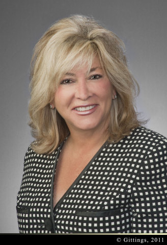 Karen Jones, Senior Vice President and Chief Marketing Officer, Ryder System, Inc. (Photo: Business ...