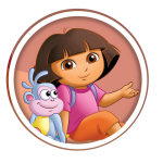 Macy's celebrates Hispanic Heritage Month with special events honoring Nickelodeon's international animated heroine, Dora the Explorer. (Graphic: Business Wire)