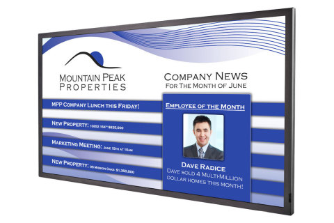 Planar Simplicity Series (Graphic: Business Wire)