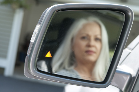Blind Spot Warning Systems Rated Top Tech Pick By Mature Drivers, New Research By The Hartford And M ...