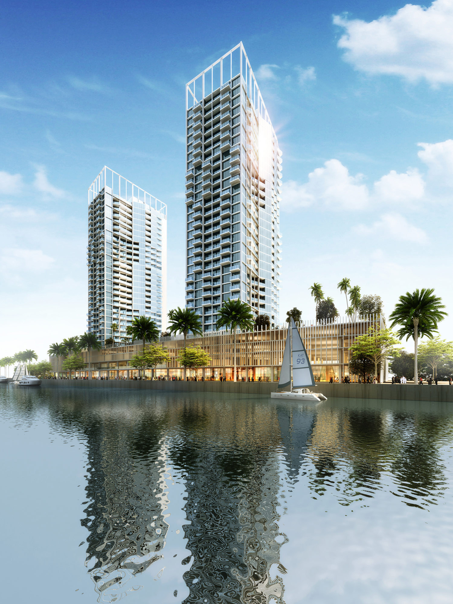 Damac Maison Introduces Priv 233 Time Is Running Out For Best Waterfront Hotel Apartments In The