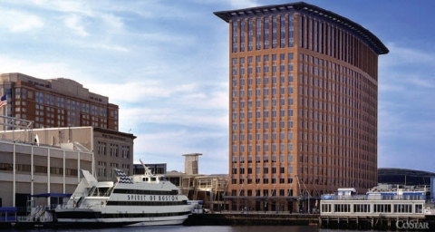 New Office at 155 Seaport Blvd. Boston (Photo: Business Wire)