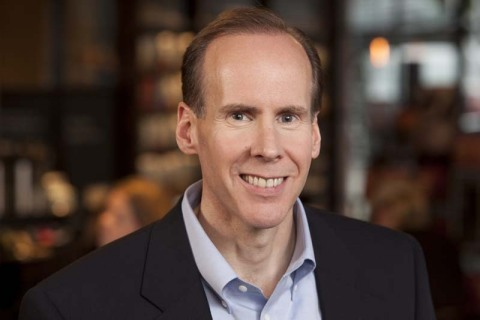 Troy Alstead, Starbucks chief financial officer and group president, Global Business Services. (Phot ...