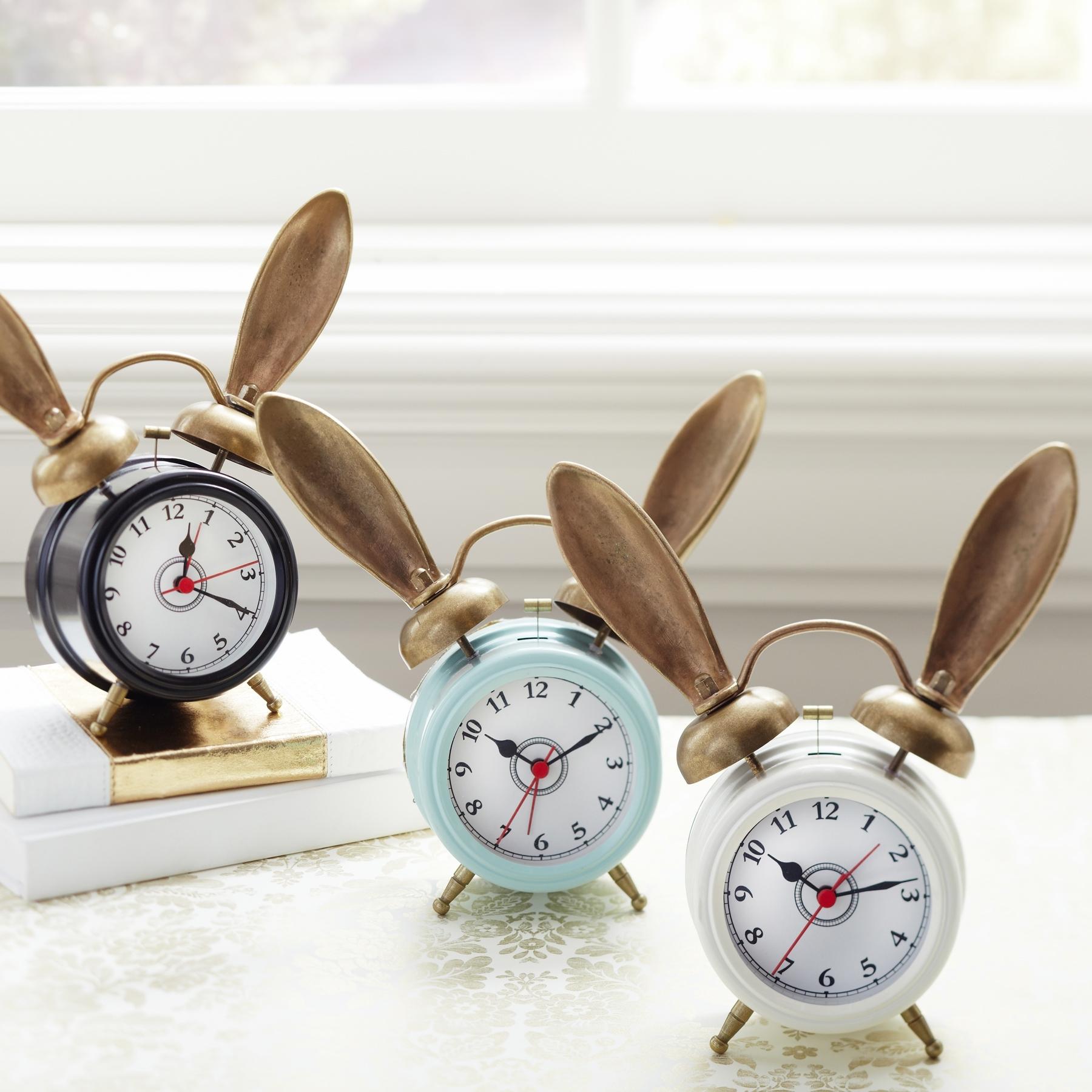 Emily & Meritt for PBteen- The Bunny Alarm Clock (Photo: Business Wire)