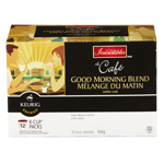 Le Cafe Good Morning Blend, a light roast coffee, a mellow blend to start the day (Photo: Business Wire)