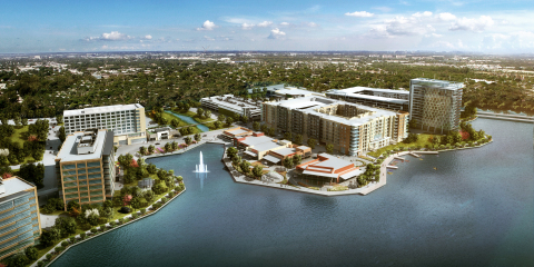 Hughes Landing Overview More Commercial Development at Howard Hughes