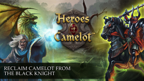Kabam's Heroes of Camelot mobile game expands $250MM Kingdoms of Camelot franchise (Graphic: Business Wire)