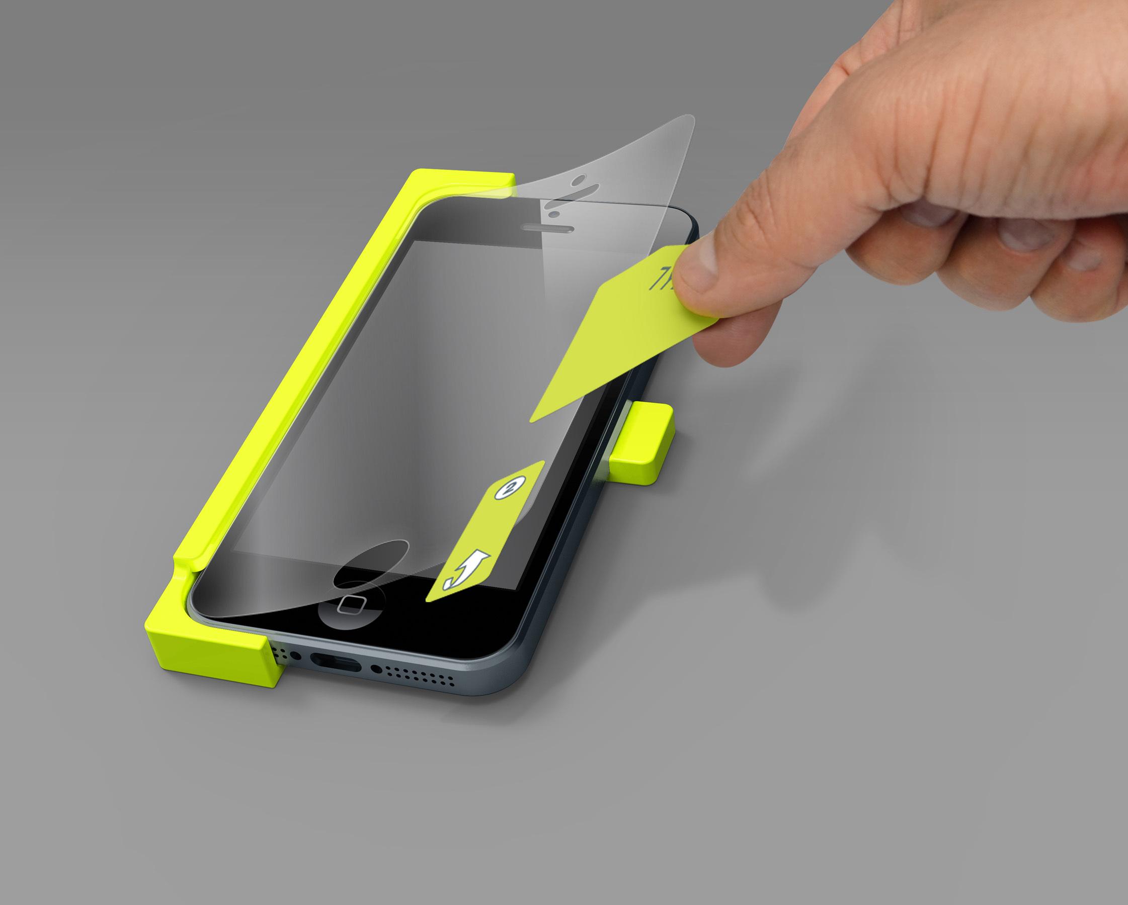 Как наклеить на смартфон защитное стекло - Лайфхакер