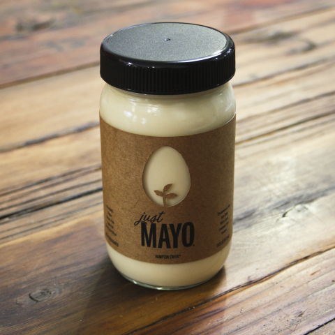 Hampton Creek's Just Mayo(TM) (Photo: Business Wire)