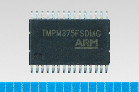 "Toshiba: New Vector Engine Embedded Microcontroller, ""TMPM375FSDMG"", for Motor Control (Photo: Busin ..."