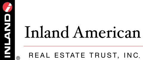 inland american real estate trust inc announces