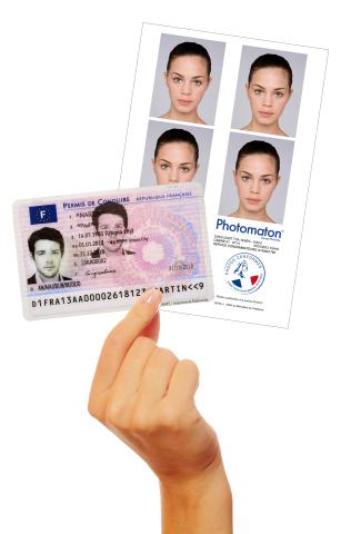 photos d identit pour le nouveau permis de conduire rendez vous dans une cabine photomaton. Black Bedroom Furniture Sets. Home Design Ideas