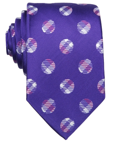 Shop the new collection of Nick Cannon ties exclusively at select Macy's and on macys.com; $65. (Pho ...