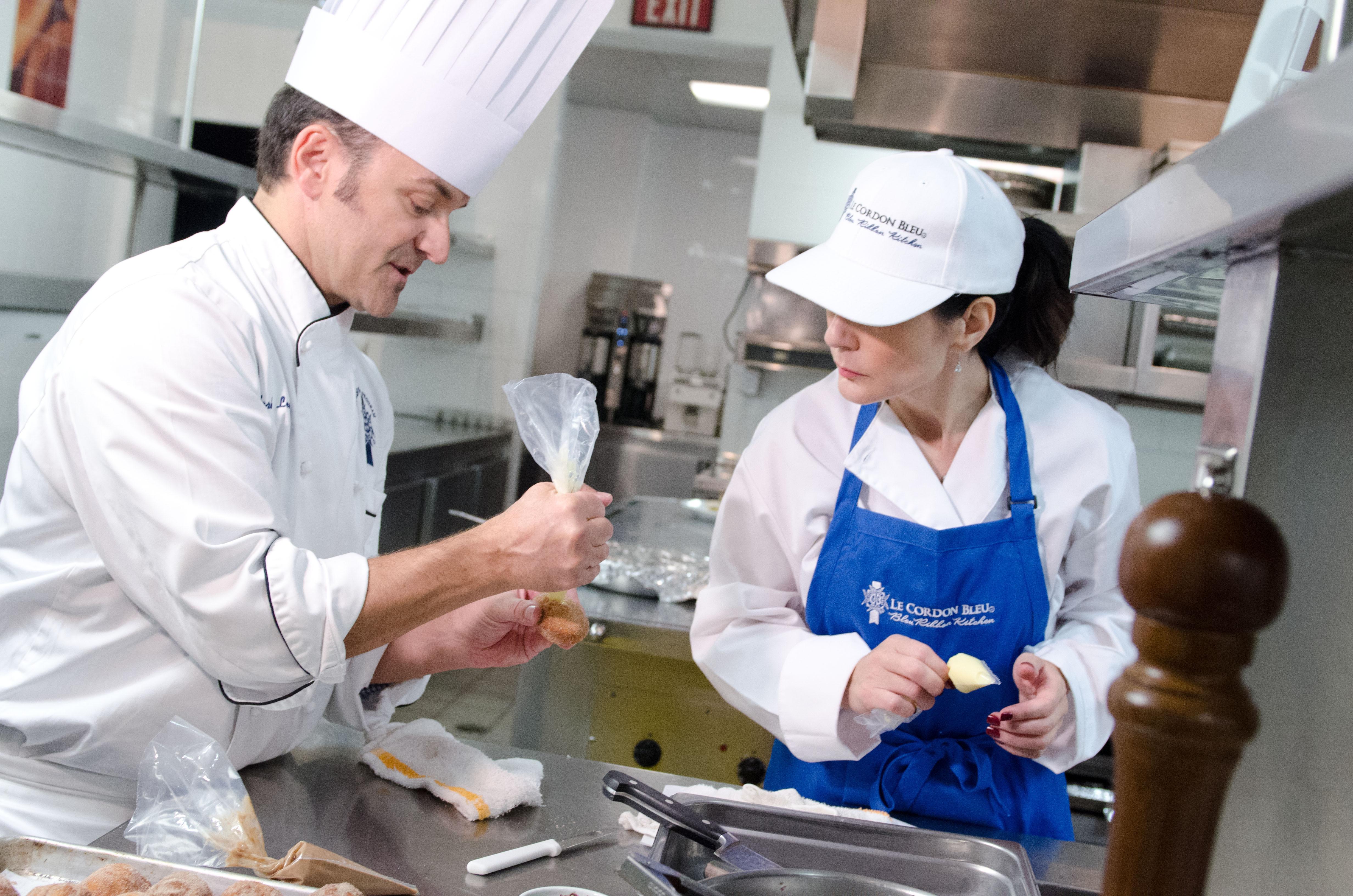 Le Cordon Bleu College Of Culinary Arts Presents New Ribbon