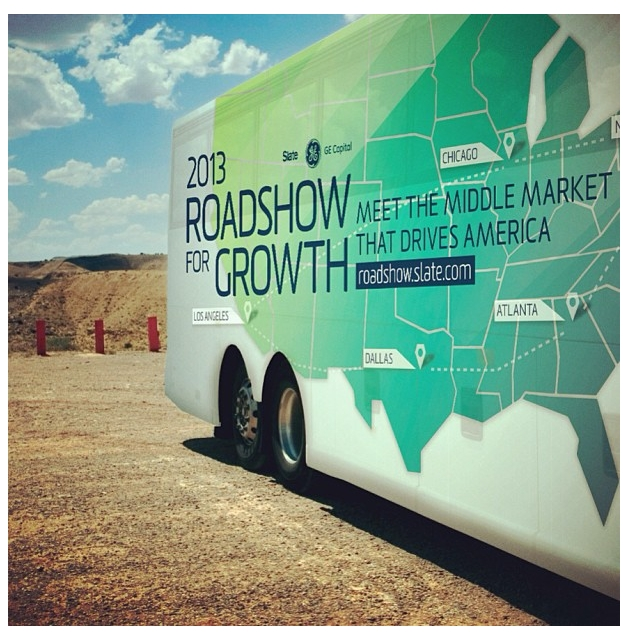 ge capital and slate s roadshow for growth comes to phoenix