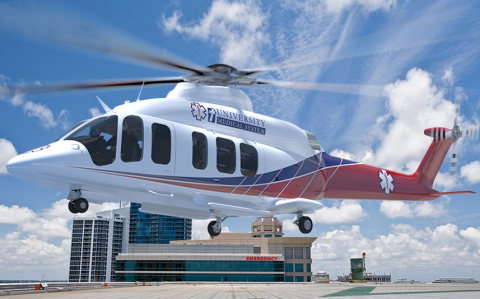 Bell Helicopter has been able to significantly streamline their wiring design processes on the Bell 525 Relentless by using Mentor Graphics Capital(R) product family. (Photo: Business Wire)