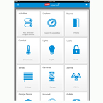 Staples Connect uses a platform developed by Zonoff Inc., which features a free, single app. (Graphic: Business Wire)