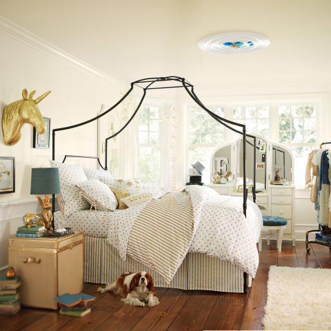 Emily & Meritt for PBteen- Metallic Dottie Duvet Cover + Sham (Photo: Business Wire)