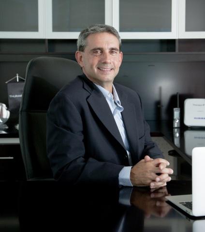 Randy C. Roberts, Vice President of Innovation, Thuraya Telecommunications Company (Photo: Business  ...