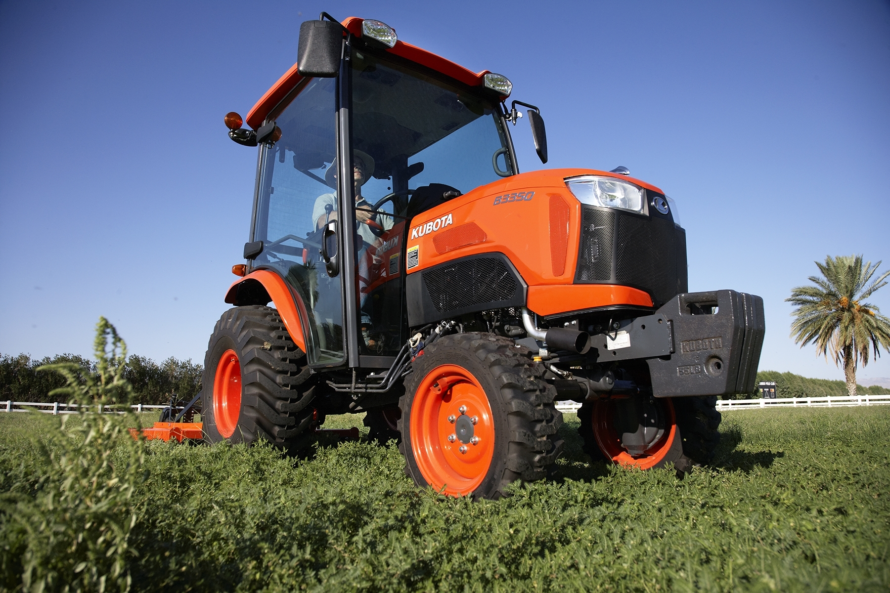 Electrical Wiring Diagram Kubota B2650 Trusted Diagrams Ferrari Unveils New B50 Series Tractors With Factory Integrated Cabs