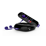 The Roku 2 streaming player provides more ways to enjoy entertainment including a remote with built-in headphone jack for private listening and dual-band wireless for better Internet connectivity at $79.99 (U.S.). (Photo: Business Wire)