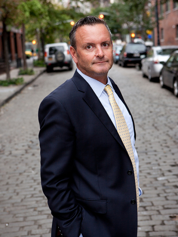 Eric McCarthy, Leasing Director, TOWN West Village (Photo: Business Wire)