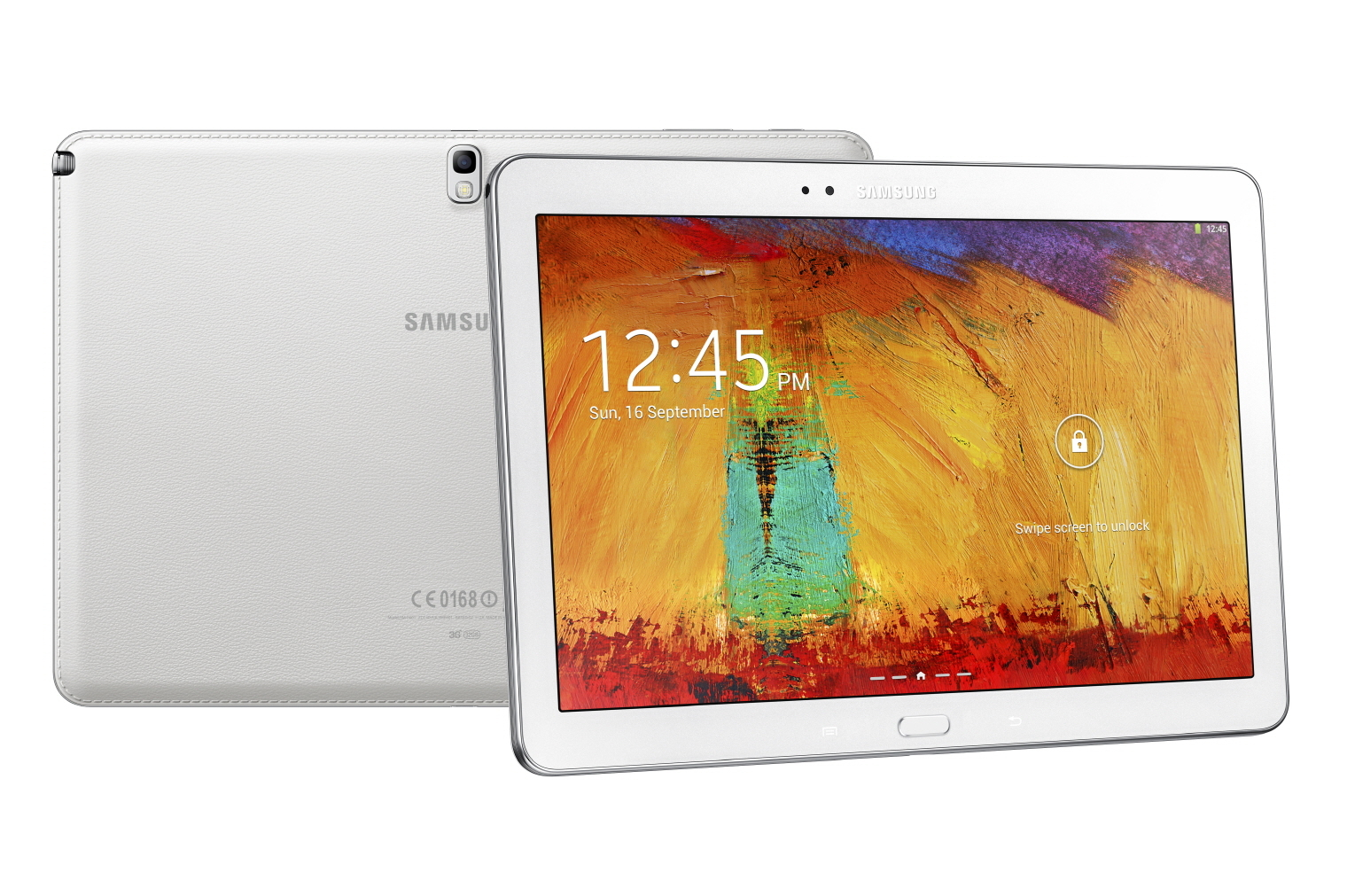 Samsung Galaxy Note 10.1 - 2014 Edition (Graphic: Business Wire)