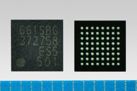 "Toshiba: ""TC35661SBG-501"", a Bluetooth(R) IC supporting both Basic Rate and Low Energy communication methods (Photo: Business Wire)"
