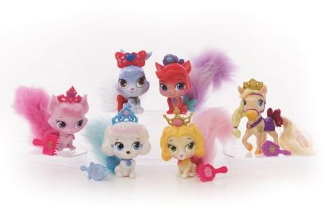 Disney Princess Palace Pets Furry Tail Friends (Photo: Business Wire)