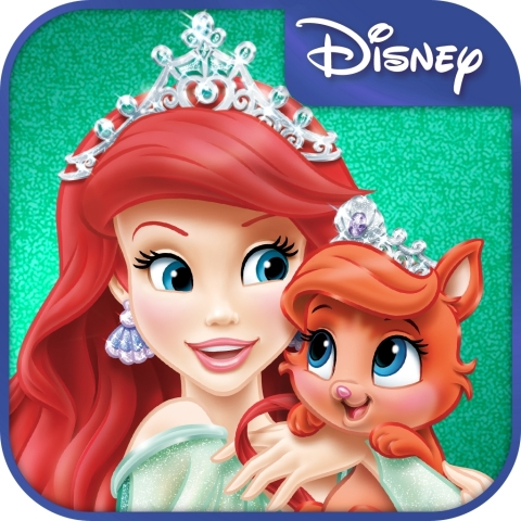 The Disney Princess Palace Pets app is a free iOS app from Disney Publishing Worldwide available for free in the App Store (Photo: Business Wire)
