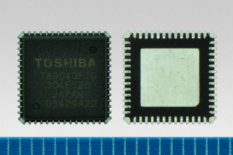 "Toshiba: ""TB9043FTG"", a multi-output system power supply IC for general automotive applications (Photo: Business Wire)"