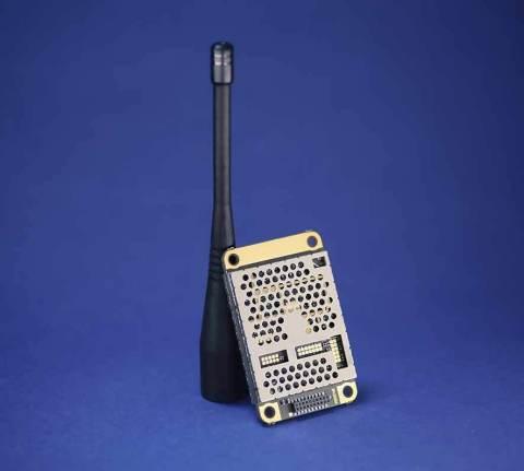 M3-TR3 Radiomodem (Photo: Business Wire)