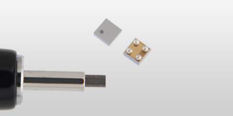 Toshiba load switch IC with reverse current blocking circuit (Photo: Business Wire)