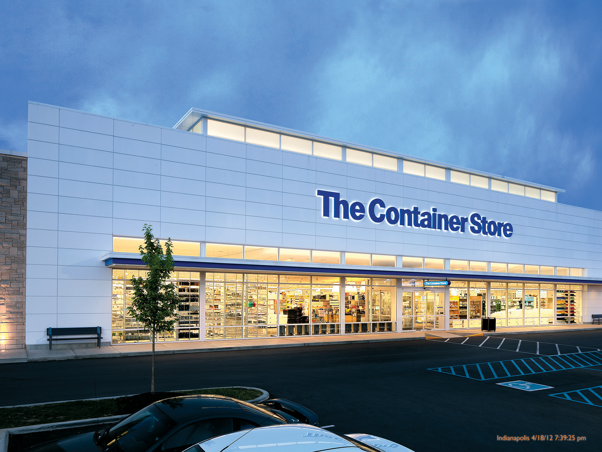 The Container Store Group Inc Files Registration