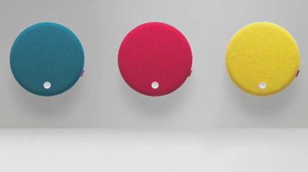 Libratone unveils Loop, a wireless speaker which delivers breathtaking stereo sound and wireless streaming. (Video: Business Wire)