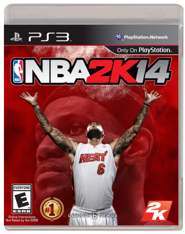 2K Sports today announced that NBA® 2K14, this year's installment of the top-rated and top-selling N ...