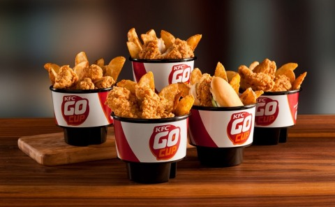 KFC's Go Cup (Photo: Business Wire)