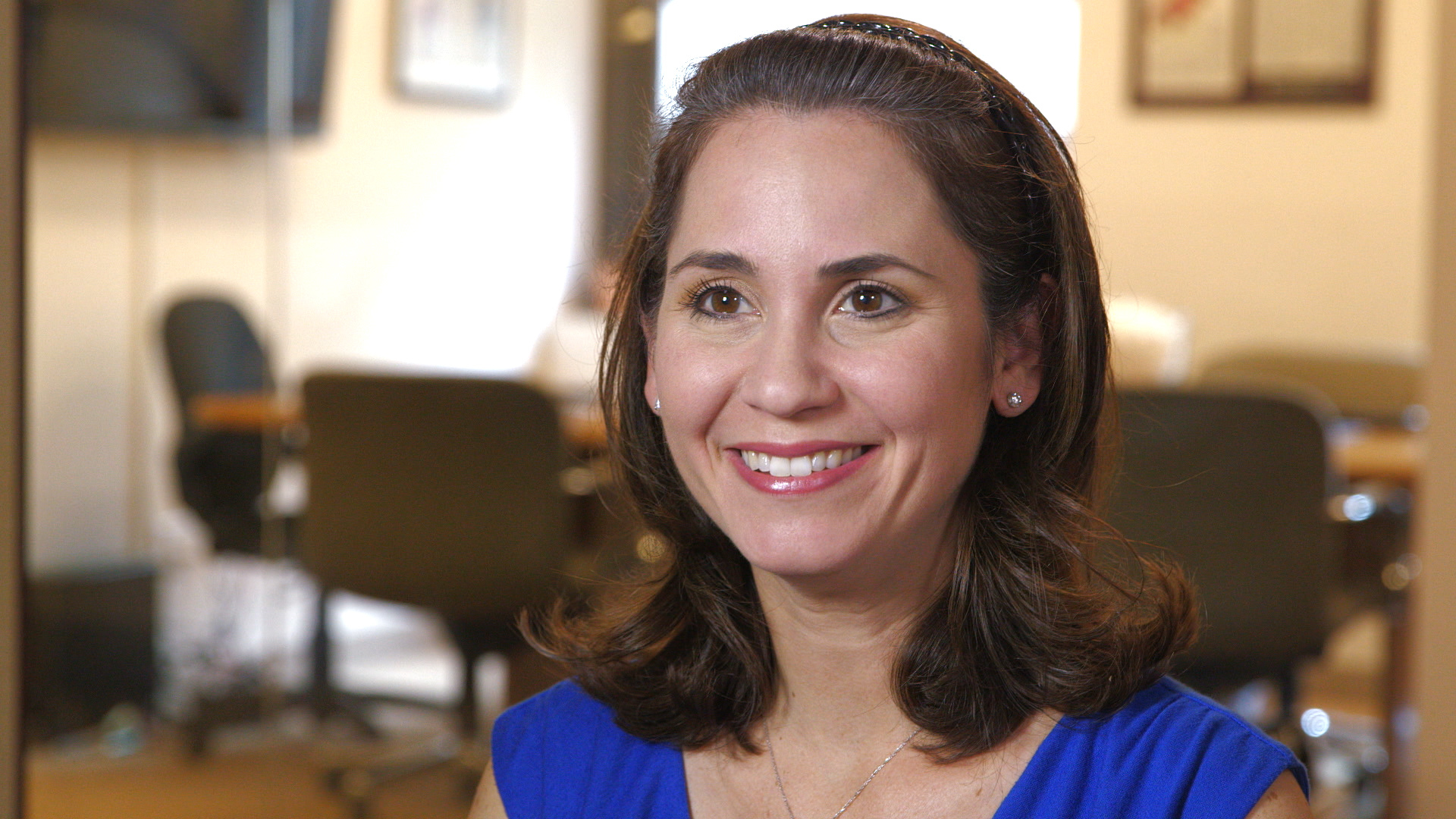 Jennifer Walzer, owner of Backup My Info! in New York City. (Photo: Business Wire)