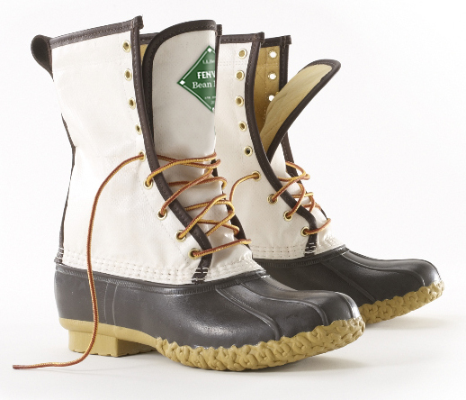 Limited Edition Bean Boots