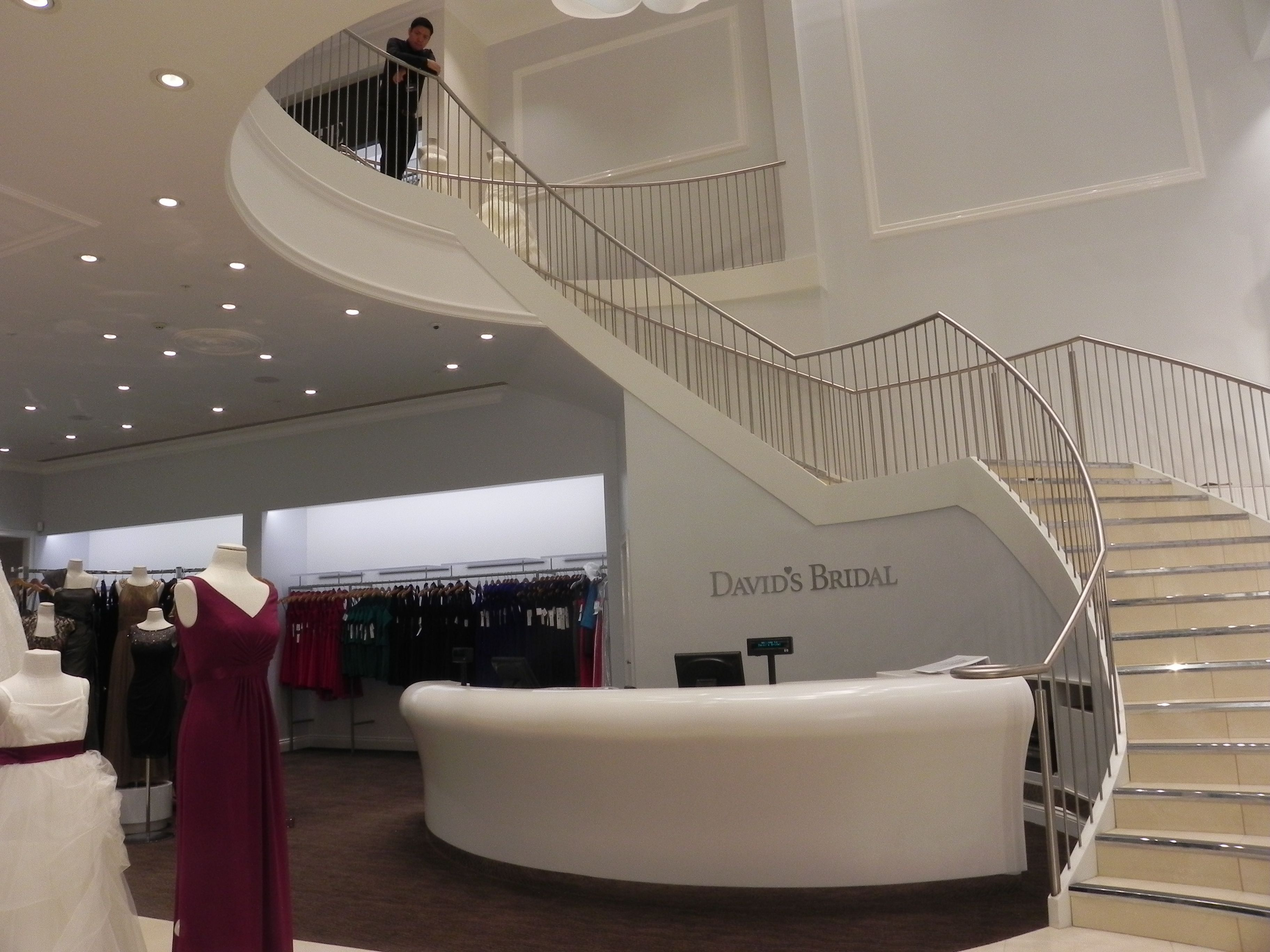 David S Bridal Expands With Launch Of First Store In United
