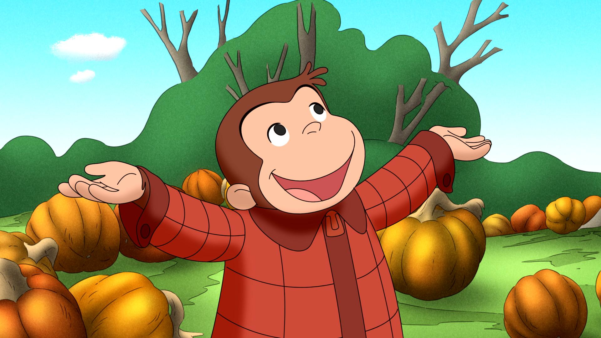 PBS KIDS Premieres First CURIOUS GEORGE Halloween Special ...