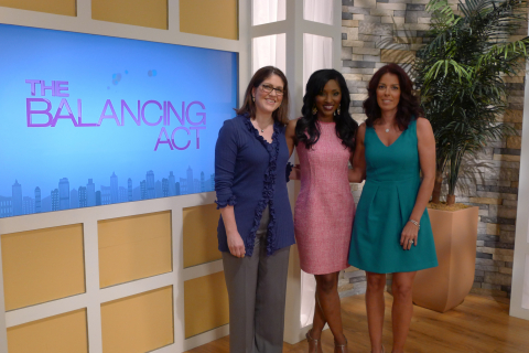 Nancy Peacock, MD, and breast cancer survivor, Julie Megee from Wrentham, Mass., join The Balancing  ...