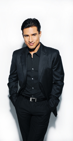 Mario Lopez partners with NIOXIN, the #1 stylist choice for thinning hair, to shake up the thinning ...