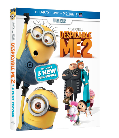"The Minions of ""Despicable Me 2"" are set to create mayhem at the 87th annual Macy's Thanksgiving Day ..."