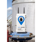 The WellAware network, utilizing the most advanced data-gathering technology in the world, represents a technological leap beyond cellular or legacy mesh systems. WellAware's reliable, secure radios gather virtually any type of oil and gas data and communicate through the network anywhere in the Eagle-Ford shale region. (Photo: Business Wire)