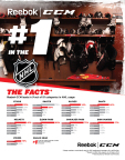 Reebok-CCM NHL Players Usage Breakdown (Graphic: Business Wire)