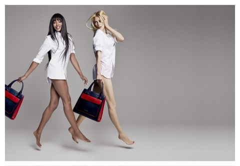 Tommy Hilfiger Supports Breast Health International With Seventh Limited-Edition Handbag (Photo: Bus ...