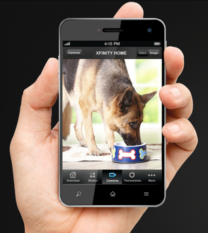 Xfinity Home makes it easy to look after your home, family, pets and valuables from anywhere - on yo ...